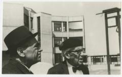 Unbekannt, Fotografie Walter Gropius, Architekt TAC (The Architects Collaborative), Architekten© Bauhausarchiv